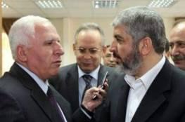 فتح تدعو حماس لإعلان الانفصال التام عن الإخوان