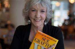 """بعد صراع لسنتين مع مرض السرطان وفاة مؤلفة كتب """"الفابت سيريز"""" البوليسية.."""