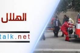 نابلس : مصرع شاب بحادث سير في حوارة
