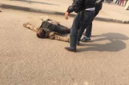 قتلى وجرحى بهجوم إرهابي على كنيسة في حلوان قتلى بمصر
