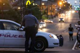 أمريكا: مسلح يقتل شرطياً ويصيب آخر