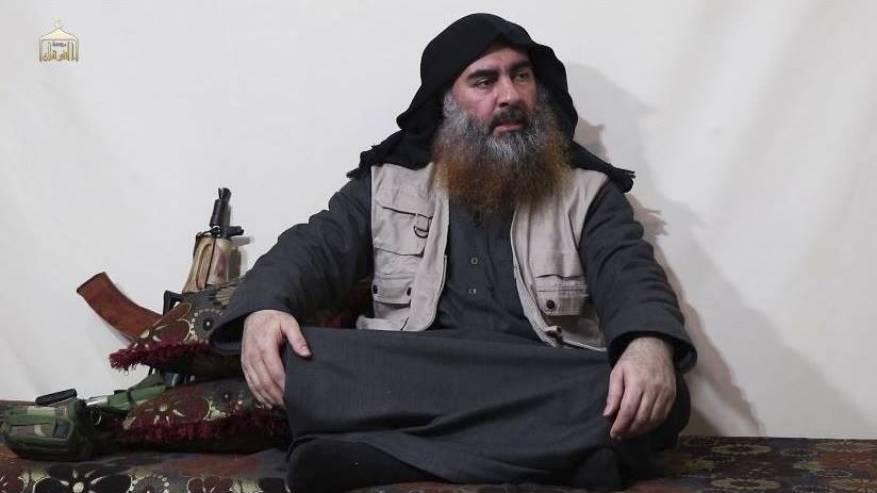 العراق تكشف مكان تصوير آخر فيديو لأبو بكر البغدادي