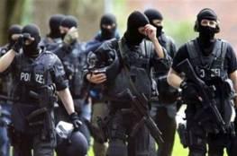 إصابة 4 من أفراد الشرطة في حادث إطلاق نار بألمانيا