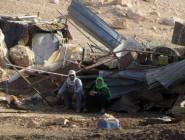 نابلس|تدمير مساكن في خربة طانا