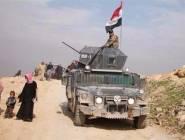 القوات العراقية تحرر قريتين غرب الموصل