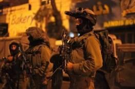 جيش الاحتلال الإسرائيلي يشن حملة اعتقالات واسعة في الضفة الغربية