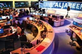مقدم برنامج في 'الجزيرة' يروج للبن الرائب التركي!!
