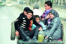 قلق أممي بشأن العائلات المحاصرة بالرقة السورية