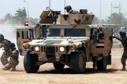 مصرع  4 من داعش بينهم قياديان غربي كركوك بالعراق