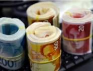 اسعار العملات في فلسطين مقابل الشيكل