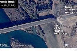 الموصل:تقطيع شرايين الطرق الحيوية