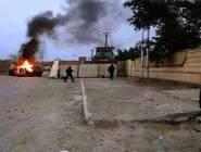 غارات  كثيفة على غرب الموصل تقتل عشرات المدنيين
