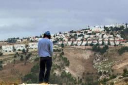 476 ألف مستوطن يعيشون بالضفة الغربية