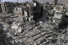 الجيش  السوري يكثف عملياته في الغوطة