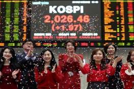 ارتفاع بورصة كوريا الجنوبية على خلفية انتخاب رئيس جديد