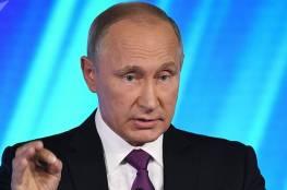 بوتين يحذر قادة العالم من خطر مدمر
