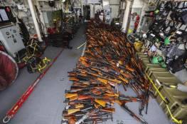 إيران تنقل أسلحة للحوثيين باليمن عبر مياه الكويت