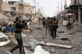 التلفزيون العراقي: قوات الأمن تتوقع استعادة الموصل خلال ساعات