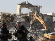 قانون اسرائيلي لتسريع هدم منازل الفلسطينيين