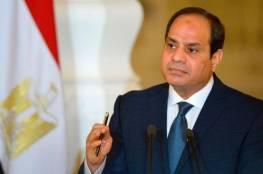 الرئيس المصري السيسي : يقرر فرض حالة الطوارئ في مصر لمدة 3 اشهر