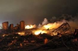 قصفٌ صاروخي يستهدف مواقع في سوريا......يعتقد بأنه إسرائيلي