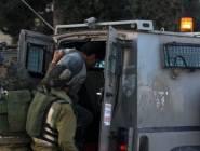 الاحتلال يعتقل عشرة شبان من الضفة المحتلة