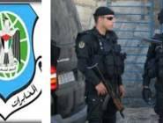 فلسطين : اكبر مطلوب في الخلیل في قبضة الامن وسط ارتیاح المواطنین