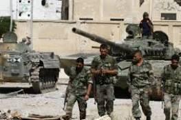 قوات الأسد تمشط أحياء حلب الشرقية