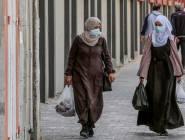 11 وفاة و572 اصابة جديدة بكورونا في غزة
