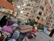 زلزال يضرب غرب إيران