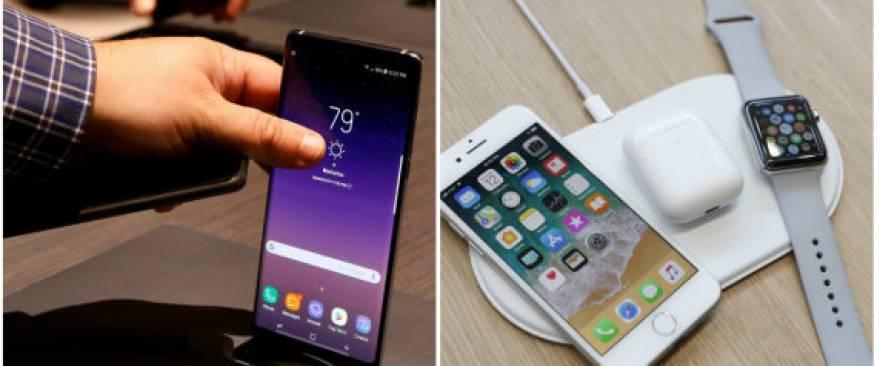 تشتري iPhone X أو Note 8؟ قرِّر بعد هذه المقارنة بينهما من ناحية الكاميرا والبطارية والتصميم والسعر