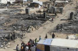 5 أنتحاريون يهاجمون الجيش البناني في مخيمات الاجئين السوريين في عرسال
