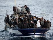 خفر السواحل الليبي يعيد قرابة 500 مهاجر بعد مشاحنة مع سفينة إغاثة