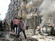 وزير الخارجية الأمريكي، جون كيري.... تدمير حلب يدخل ضمن جرائم الحرب