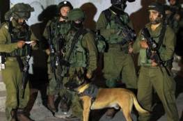 جيش الاحتلال يعتقل 11 فلسطينيًا ويخطر بهدم منزل شهيد بنابلس