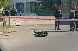الاحتلال يطلق النار على شاب قرب المسجد الابراهيمي بالخليل