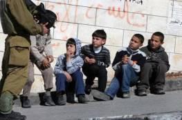 أطفال قاصرين من القدس لا زالوا رهن الاعتقال في مراكز الاحداث