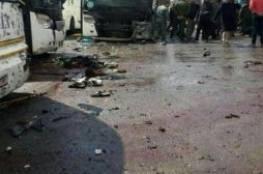 معظم قتلى هجوم دمشق زوار عراقيون
