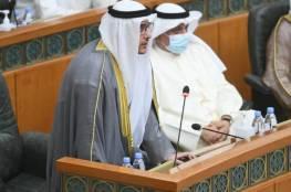 الحكومة الكويتية تؤدي اليمين الدستورية أمام مجلس الأمة