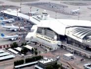استنفار امني في مطار الكويت و بلاغ عن وجود قنبلة