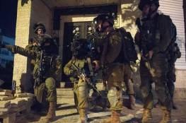 الاحتلال يعتقل 9 مواطنين بالضفة الغربية
