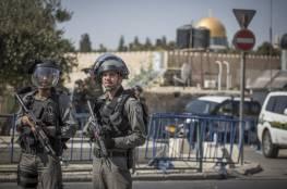 جبهة التحرير الوطني الجزائرية تدين الاعتداءات الاسرائيلية في الاقصى