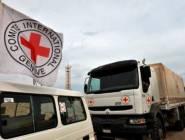 الصليب الأحمر تقدم المزيد من التبرعات الطبية إلى ليبيا