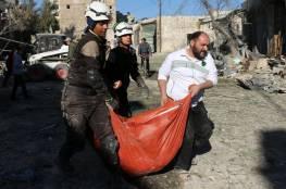 الأكفان في حلب لا تكفي أعداد القتلى