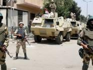 الجيش المصري يقتل 8 متطرفين في مداهمة شمال سيناء