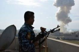 الجيش العراقي يستعيد جنوب الساحل الأيسر للموصل بالكامل