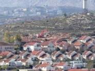 اسرائيل تتصادق على بناء 1162 وحدة استيطانية في الضفة المحتلة