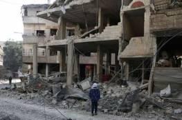 النظام السوري يسيطر على معظم الغوطة الشرقية