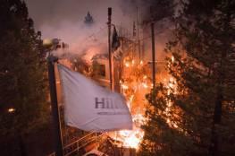 17 قتيلا حصيلة حرائق كاليفورنيا وترامب يعلن حالة الطوارئ