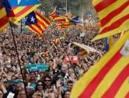 برلمان كتالونيا يعلن استقلال الاقليم عن اسبانيا